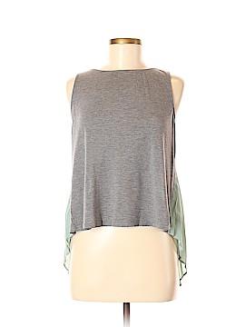 Sparkle & Fade Sleeveless Top Size M