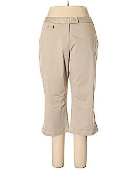 Villager Sport by Liz Claiborne Casual Pants Size 18W (Plus)
