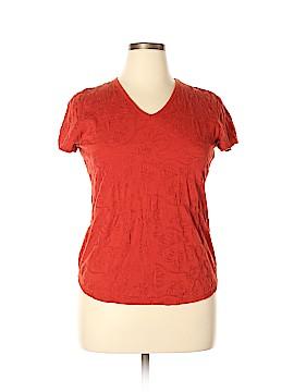 Liz Claiborne Short Sleeve T-Shirt Size XL