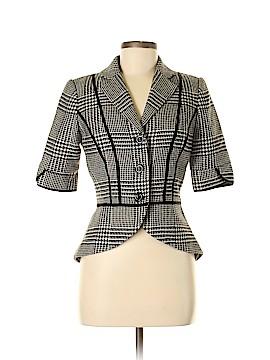 Lela Rose Wool Blazer Size 4