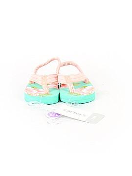 Carter's Sandals Size 1-2 Kids