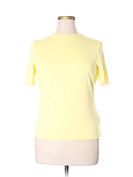 White + Warren 3/4 Sleeve T-Shirt Size XL