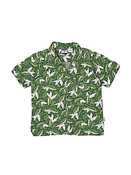 Sprockets Short Sleeve Button-Down Shirt Size 5T