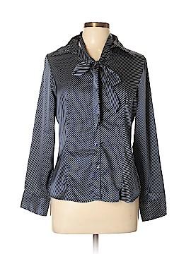 Antilia Femme Long Sleeve Blouse Size L