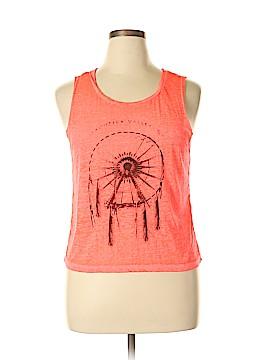 Modern Lux Sleeveless T-Shirt Size XL