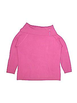 Valerie Stevens Silk Pullover Sweater Size XL