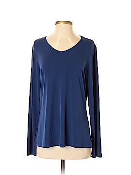 Susan Graver Long Sleeve T-Shirt Size S