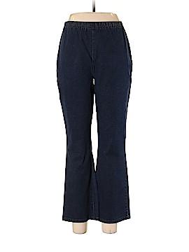 D&Co. Jeans Size L (Petite)