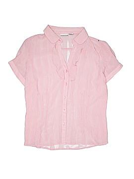Apparenza Short Sleeve Blouse Size 2X (Plus)