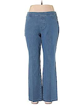 Isaac Mizrahi LIVE! Jeans Size 14 (Petite)