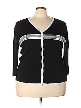 Casual Corner Cardigan Size 2X (Plus)