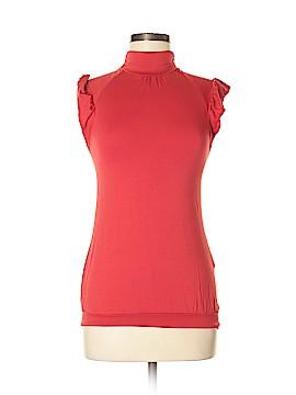 Zara TRF Short Sleeve Turtleneck Size M