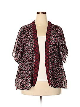 Truth Kimono Size 1X (Plus)