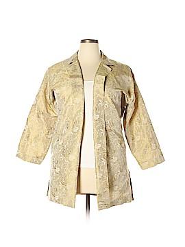 Eskandar Silk Blazer Size 6 (0)