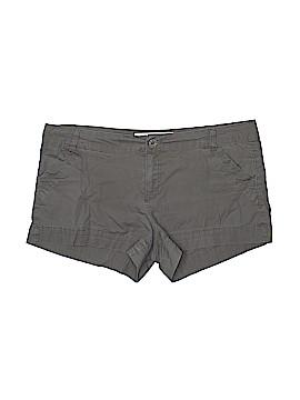 1st Kiss Khaki Shorts Size 13
