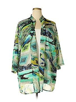 Jones Studio Kimono Size 1X (Plus)