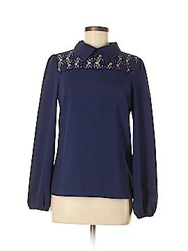 Fashion Union Long Sleeve Blouse Size S