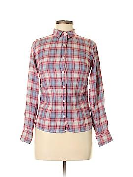 Jach's Girlfriend Long Sleeve Button-Down Shirt Size XS