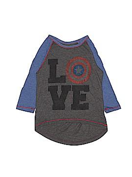 Marvel 3/4 Sleeve T-Shirt Size S (Kids)