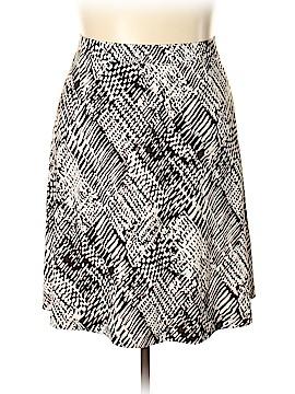 Laura Ashley Casual Skirt Size 3X (Plus)