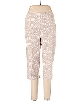 Susan Graver Khakis Size 12