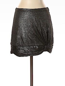 Armani Exchange Leather Skirt Size 4