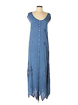 Silhoutte Casual Dress Size 34 (Plus)