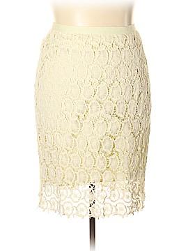 Mikarose Casual Skirt Size 3X (Plus)