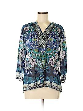 BILA 3/4 Sleeve Blouse Size M