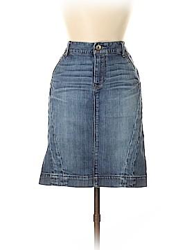 X2 Denim Skirt Size 6