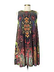 Lavender Brown Casual Dress