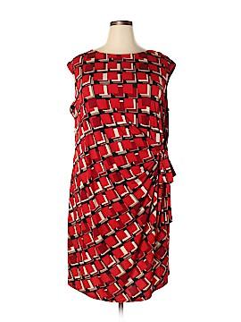 R&K Casual Dress Size 2X (Plus)