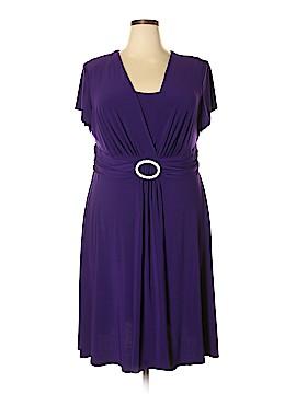 R&M Richards Casual Dress Size 20 (Plus)
