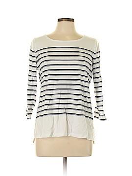 Liz Claiborne 3/4 Sleeve T-Shirt Size L