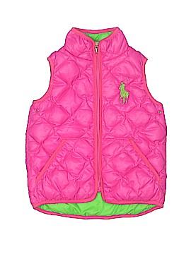Ralph Lauren Vest Size 2T