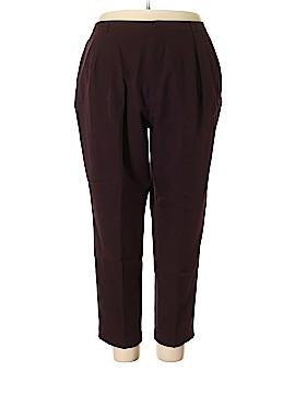 Liz Baker Dress Pants Size 24 (Plus)