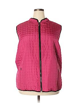 Liz & Me Vest Size 4X (Plus)