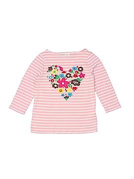 Mini Boden 3/4 Sleeve T-Shirt Size 6-7