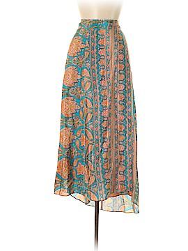 Calypso St. Barth Silk Skirt Size M