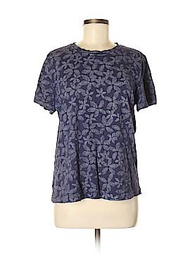 Hot Cotton Short Sleeve T-Shirt Size L