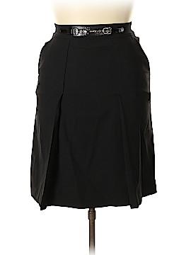 Dolce Wool Skirt Size 46 (EU)