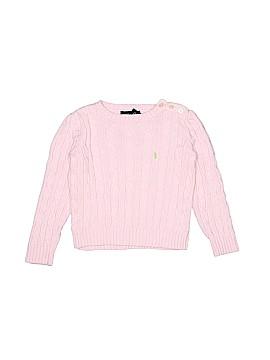 Ralph Lauren Pullover Sweater Size 3T