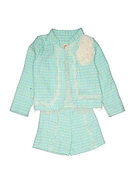 Mia Belle Baby Couture Blazer Size 6