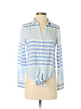 Vineyard Vines Long Sleeve Button-Down Shirt Size 4