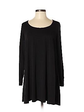 Joan Vass 3/4 Sleeve T-Shirt Size 6 (1)