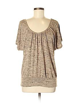 BCX Short Sleeve Top Size L
