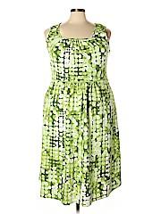 Dana Kay Women Casual Dress Size 20W (Plus)