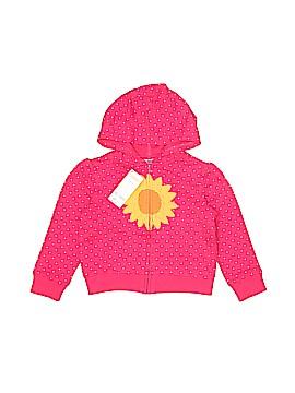 Gymboree Zip Up Hoodie Size X-Small (Kids)