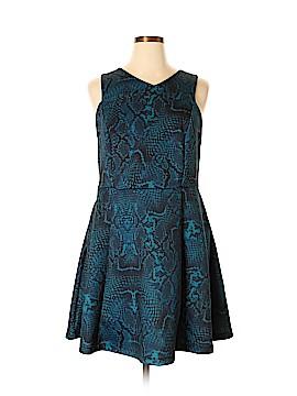 Jennifer Lopez Casual Dress Size 18 (Plus)