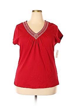 DressBarn Short Sleeve T-Shirt Size 14 - 16